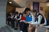 Учащиеся Ропшинской школы принимают активное участие в ролевой игре «Мы выбираем - нас выбирают».