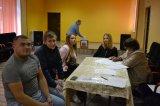 Первое организационное заседание участковой избирательной комиссии в Виллозском городском поселении.