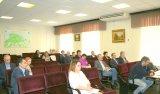 Руководители территориальной избирательной комиссии, главы городских и сельских поселений и главы местных администраций городских и сельских поселений.