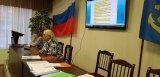 """Выступление на занятиях системного администратора ГАС """"Выборы"""" И.Л. Маслиниковой."""