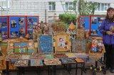пос. Новоселье, Выставка детского творчества в единый день голосования 18.09.2016г.