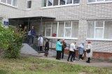 пос. Новоселье. Избирательный участок № 632